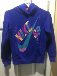 Nike SB Youth Medium 10 12 Hoodie Sweater Pullover $18.00