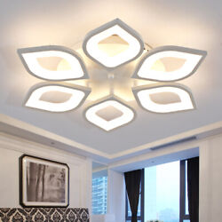 Acrylic Petal LED Ceiling Light Ceiling Lamp Bedroom Lighting Ceiling Fixtures $69.99