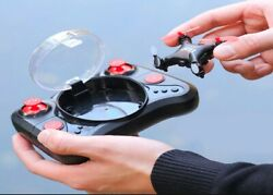 Drone With Camera Mini HD Wifi Drone Toys Rc Helicopter For children $49.43