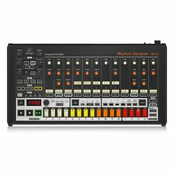 Behringer RD-8 Rhythm Designer Drum Machine $302.00