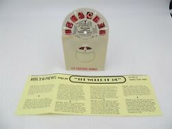 View-Master Reel 3-D News