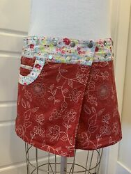 Women's Moshiki Skirt Wrap Around One Size - Reversible. Two Skirts In One $14.99