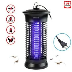 Electric Fly Bug Zapper Mosquito Insect Killer LED Light Trap Pest Control Lamp $21.98