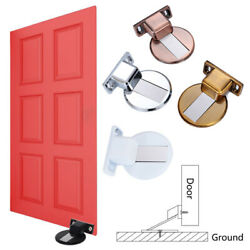 Invisible Anti-Collision Door Stopper Magnetic Floor Mounted Holder Stop Catch S $4.48