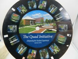 View-Master Plastic Commercial Reel - The Quad Initiative Single Reel - RARE $8.95
