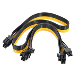 For Silverstone Modular PSU PCI e 8 Pin to 62 Pin 8 Pin Power Supply Cable tbsz $5.99