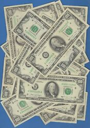 (1) $100 FEDERAL RESERVE HUNDRED DOLLAR BILL... OLD CURRENCY...FVF $123.50