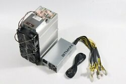 Used Antminer Z9 42k Sols With BITMAIN APW3 1600W PSU Asic Equihash Miner Bette