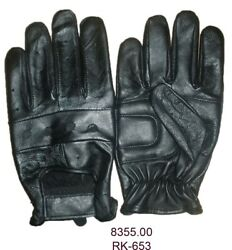 8355 Unlined Motorcycle Driving Gloves Leather Biker Gloves $12.99