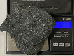 ROUGH RARE CUMBERLANDITE STONE MAGNETIC CRYSTALS 1 PLACE ON EARTH 172 Gr $20.00