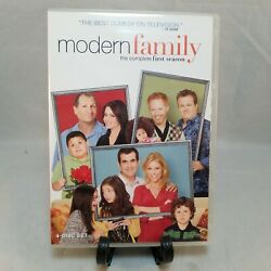 Modern Family Tv Show DVD Complete First Season 1 One $3.39