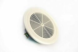 4 Pieces In Ceiling In WALL AUDIO HOME STEREO Speaker 6quot; White Flush Mount 663T $49.99