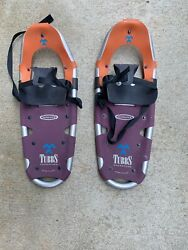 "Tubbs Snowshoes 17"" $25.00"