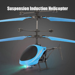 Mini Drone RC Helicopter Funny Aircraft Quadcopter Small drone Toys for Kids $12.99