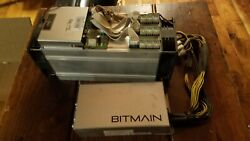 BITMAIN ANTMINER S9 13.5THs w Bitmain APW++ psu - Do you have solar make free $ $70.00