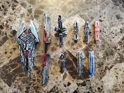 Custom upgrade kit for transformers studio series 61 sentinel prime no fig incl $24.99