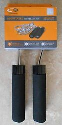 C9 by CHAMPION ADJUSTABLE WEIGHTED JUMP ROPE length amp; weight workout NEW $17.56