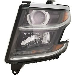 84294342 New Headlight Driving Head light Headlamp Driver Left Side for Chevy LH $547.24