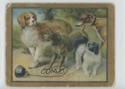 1910 Turkish Trophies Fable Series Tobacco T57 The Mischevous Dog z6d $6.29
