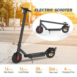 🔥🔥🔥MEGAWHEELS ELECTRIC SCOOTERS 250W ADULT'S FOLDING COMMUTER E-SCOOTER NEW $179.99