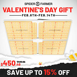 Spider Farmer 4000W LED Grow Light Samsungled LM301 All Stage Veg Flower Indoor $559.99