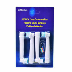 4x Toothbrush Brush Heads for Braun Oral B Advance Power 850 900 950 950TX $7.99