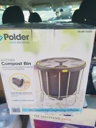 InHome Composting Bins Kitchen Composter Flexible Silicone Bucket Inverts For No $69.00