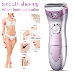 Electric Women Ladies Body Hair Removal Wet Dry Shaver Epilator Bikini Trimmer $11.95
