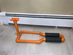 Paintball Marker Stand Paintball Gun Stand Foldable Fits All Orange $30.00
