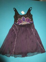 FREE PEOPLE Womens Purple Dress Size Small S NWT $19.99