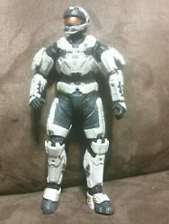 HALO Reach White CQC Close Quarters Combat Figure 5.5 inches tall Mc Farlane $12.99