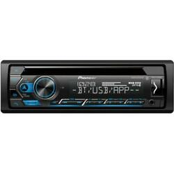 Pioneer Single Din Bluetooth CD Receiver with MIXTRAX Smart Sync and FLAC Suppo C $149.99