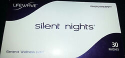 LifeWave NEW Silent Night Patch 30 count $59.95