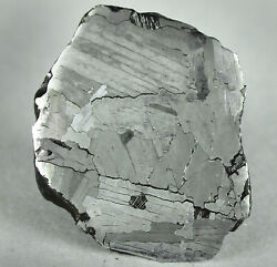 Meteorites -11.9g Mundrabilla Polished and Etched End Cut $59.95