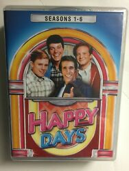 Happy Days Complete Seasons 1-6 (DVD 22 Disc Set 2016) NEW $41.00