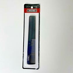 Ace Hard Rubber Comb New In Package 7 Inches 2011 $6.74