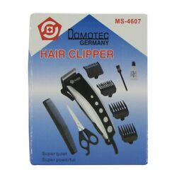 Men Pro Hair Cutting Clipper Kit Haircut Machine Beard Trimmer Barber Salon Set $21.92