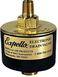Expello Electronic Drain Valve Air Tanks 1 4 NPT $169.95