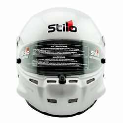 Stilo ST5 GT Composite SA2015 Helmet Noise Attenuating Ear Muffs Silver 63CM XL $912.00