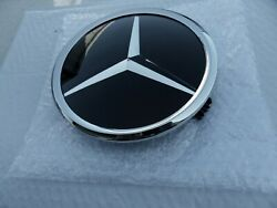 New for Mercedes-Benz Front Grille Emblem 07-19 GL ML GLK GLA SL SLK E250  $36.88