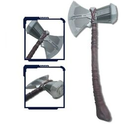 1:1 Thor Stormbreaker Axe Hammer 27quot; Long Replica Props Toy for Avengers Cosplay $29.99