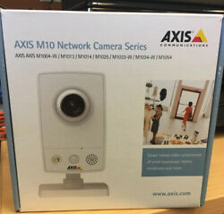 AXIS M1034-W network camera $125.00