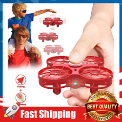 Hand Operated Mini Drone Flying Toy Drone for Kids Stress Relief Rechargeable $25.99