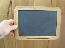 Vintage Antique Student Double Sided Tablet 8quot;x11quot; Schoolhouse Classroom $22.00