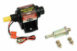 Mr Gasket Electric Fuel pump 42S Micro Electric 28 GPH Black Polymer Gasoline $21.95