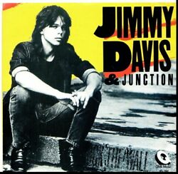 JIMMY DAVIS amp; JUNCTION KICK THE WALL OVER THE TOP 45RPM W PIC SLEEVE $6.99
