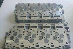11-14 Ford F350 6.7L OEM Remanufactured Diesel Cylinder Head Pair NO CORE NEEDED $1,200.00
