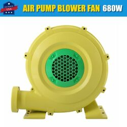 Air Pump Blower Fan 680 Watt 1.0 HP For Commercial Inflatable Bounce House $75.99