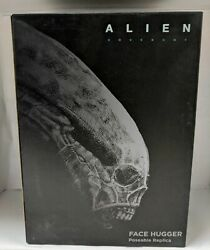 Alien Covenant (2017) Limited Edition Face Hugger Poseable Replica  $130.00