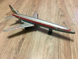Metal toy airplane vintage $89.00